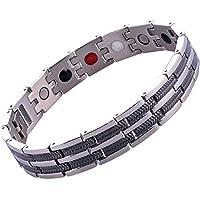 Yohope Herren-Armband aus reinem Kupfer mit Magneten zur Schmerzlinderung bei Arthritis preisvergleich bei billige-tabletten.eu