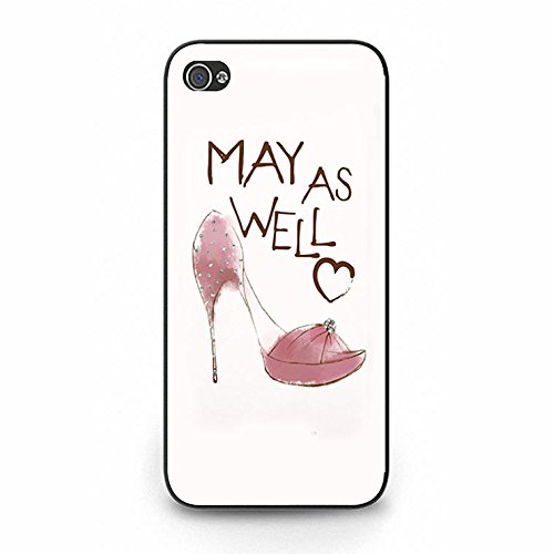 High Heels Iphone 5/5s Case Cool Design High Heeled Shoes Phone Case Cover for Iphone 5/5s High Heels Creative Color133d