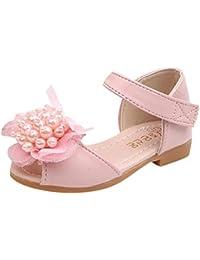 1995ac917 Amazon.es  Caucho - Sandalias de vestir   Zapatos para niña  Zapatos ...