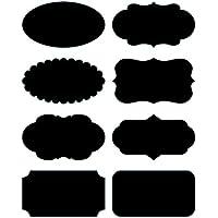Etichette Lavagna impermeabili, buccia e bastone per barattoli, ripostiglio, Craft sale