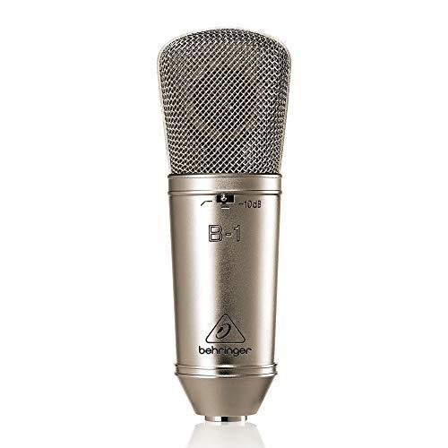 Behringer B-1 Microphone à condenseur large...