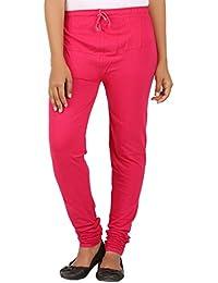 EAGLE Women Pink Color Leggings
