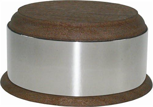 Piedistallo in in in legno per 12,7 cm argento plated Quaich da | vendita di liquidazione  | Un equilibrio tra robustezza e durezza  f201a7