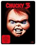 Chucky 3 - Exklusiv Uncut Steelbook Edition (Deutsche Version) Blu-ray