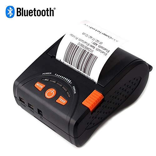 Portátil térmica recibo Impresora Bluetooth MUNBYN