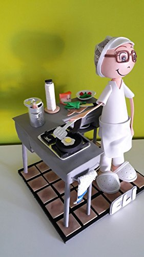 Fofucha cocinera Personalizada