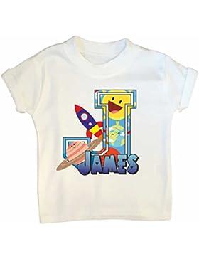 Mint Doodles - Camiseta de manga corta - para niño