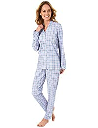 d0b56430b32992 Suchergebnis auf Amazon.de für: schlafanzug damen kariert - Damen ...