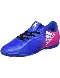 adidas X 16.4 In J, Zapatillas de Fútbol Unisex Niños