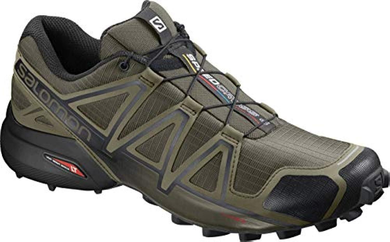 Salomon Speedcross 4 Wide, Scarpe da Trail Running Uomo | Adatto per il colore  | Uomini/Donna Scarpa