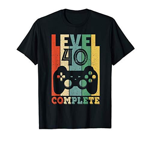 40 Jahre Geburtstag Männer Shirt Geschenk zum 40. Geburtstag