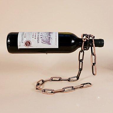 Z@SS Casiers À Bouteilles Fonte,24 * 14 * 19.5CM du Vin Accessoires