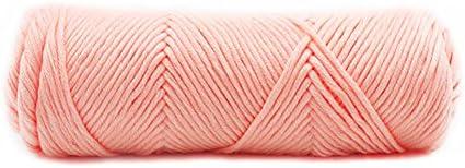 48 G Rose chair à tricoter Tissage doux et chaud en laine Fil de coton pour Pull B079GT32ZW | La Conception Professionnelle