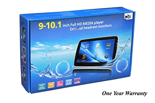CAVE 10 Inch Headrest Monitor