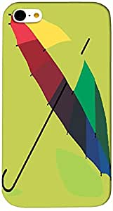 Timpax protective Armor Hard Bumper Back Case Cover. Multicolor printed on 3 Dimensional case with latest & finest graphic design art. Compatible with Apple iPhone 5-C Design No : TDZ-23685