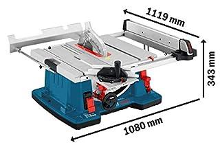 Bosch Professional Tischkreissäge GTS 10 XC (2100 Watt, Sägeblatt-Ø: 254 mm, Sägeblattbohr-Ø: 30 mm, im Karton) (B00531AQK0) | Amazon Products