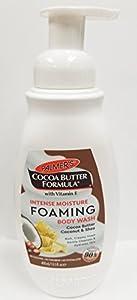 Palmer's, Intense Moisture Foaming Body Wash, Cocoa Butter, Coconut & Shea, 13.5 fl oz (400 ml)