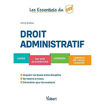 Droit administratif - Cours - QCM - Exercices - Corrigés
