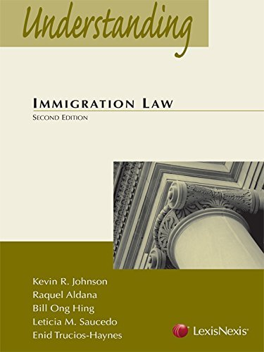 Understanding Immigration Law (2015) by Kevin R. Johnson (2015-07-13)