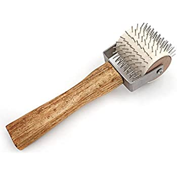 Yesoa Apiculture Uncapping Fork Stainless Steel Bee Hive Uncapping Honey Fork Scraper Shovel Beekeeping Tool