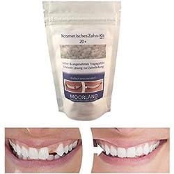 Kit de Dents cosmétique 20+