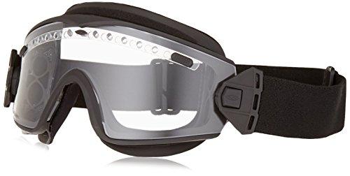 Smith Optics Elite Tactical Schneebrille mit Wechselscheibe, Unisex, Lopro Regulator, schwarz, Nicht zutreffend