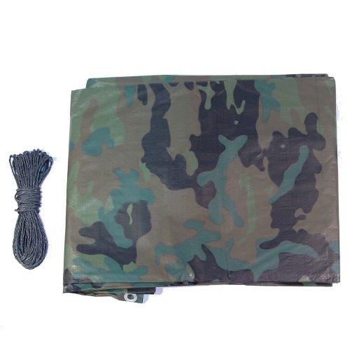 Bache agricole 4m x 3m – Camouflage CE – Miltec
