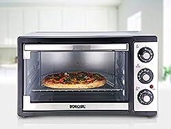 Borosil Prima 19 Liter 1300 W Convection Oven Toaster Griller-OTG