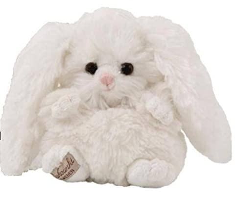 BEAUTY Rabbit Plush Toy (White)