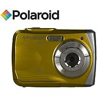 Macchina fotografica impermeabile fotocamera 16MP subacquea digitale compatta Polaroid IS525 impermeabile fino a 3 metri con risoluzione di 16 megapixel, 2.4