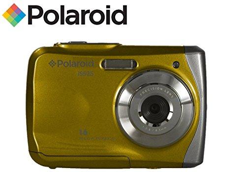 Wasserdichte Kamera 16MP Wasser kompakte Digitalkamera Polaroid IS525 Wasserdicht bis 3 Meter mit 16 Megapixel Auflösung, 2,4