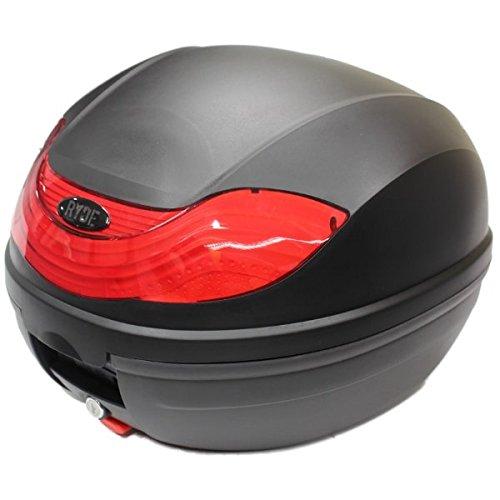 Ryde Motorradkoffer Topcase für Helm - 32 Liter