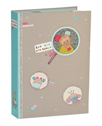 Panodia 270832 Album Memo Les Jolis pas Beaux Pochettes de 300 Photos 10 x 15 cm Panodia