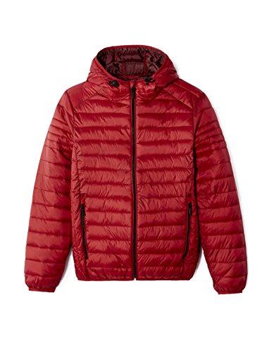 Celio Herren Jacke Jucolor Rot (Rot)