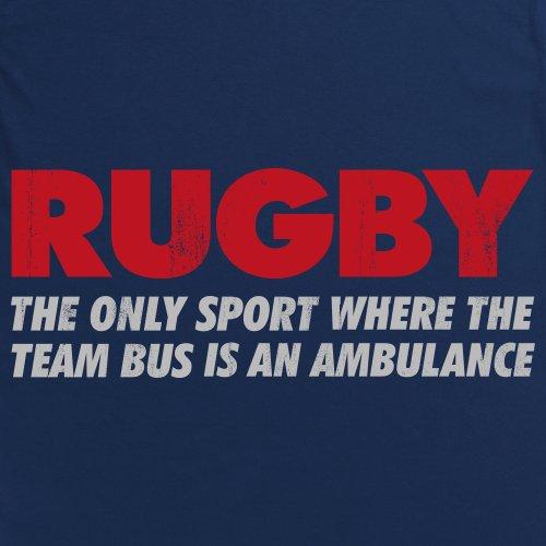 Ambulance T-Shirt, Herren Dunkelblau