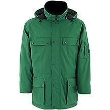 Mascot Quebec Parca abrigo Bata XL, Verde, ...