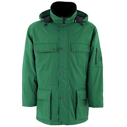 Mascot Quebec Parca abrigo Bata 2x l, verde, 00510–620–03