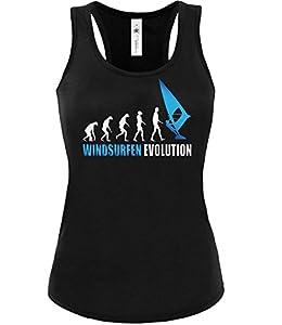WINDSURFEN EVOLUTION 626(TT-F-SW-Weiss-Blau) Gr. M