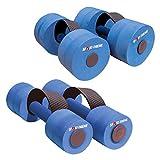 Sport-Thieme Aqua-Jogging-Hanteln mit Schlaufengriff | Aquafitness-Hanteln mit optimalem Auftrieb u....