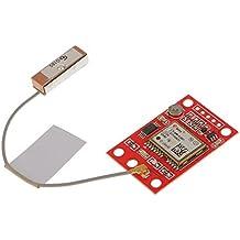 GY-neo6mv2 Módulo GPS Neo-6m con Eeprom de Control de Vuelo para Te518 Arduino