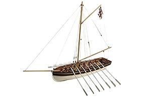 Disarmodel Agamemnon, Bote del Capitan Horacio Nelson 020131
