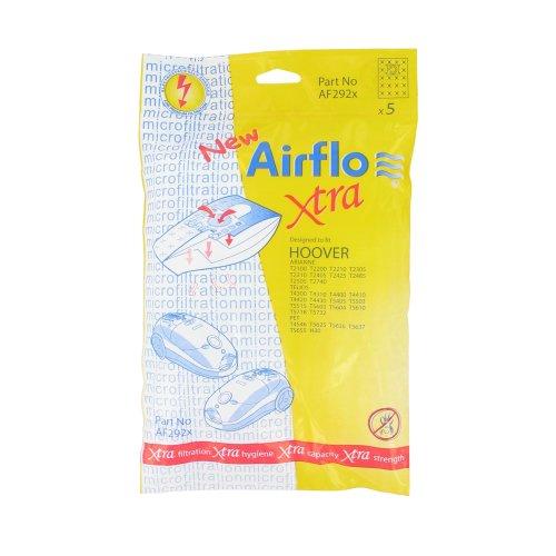 airflo-af292x-europart-lot-de-5-sacs-daspirateur-pour-hoover-serie-telios