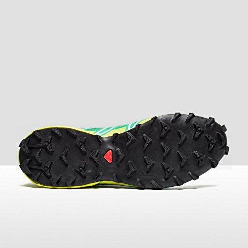 Salomon Speedcross 3 Gtx Damen Trail Runnins Sneakers Grün