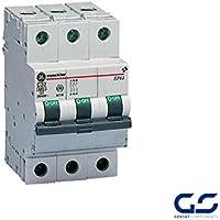gepc ep63C32–Leitungsschutzschalter EP603-polig 32A curva-c 6kA