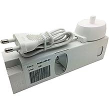 Adaptador de alimentación de Tipo 3757, para carga de cepillo de dientes eléctrico Braun Oral-B, 220V
