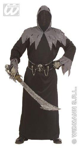 KOSTÜM - SKULL WARLORD - Größe 56 (XL) (Kostüme Warlord)