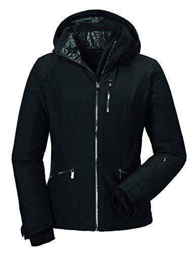 Schöffel Grenoble Ski Jacket Women black Größe 44 2017 Funktionsjacke