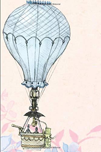 Vintage Hot Air Balloon: 6