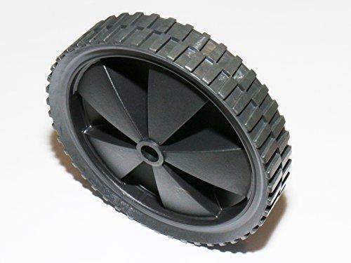 Ersatzrad Rasenmäherrad Rad Ersatzrolle Geräterolle 150mm x 30mm x 12mm, 25kG Tragfähigkeit -