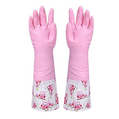 reutilisables-en-latex-nettoyage-gants-floral-fleur-ruffles-avec-epais-chaud-en-velours-etanche-lava